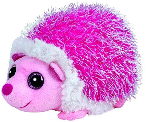 carletto-ty-42124-mrs-prickly-igel-mit-glitzeraugen-beanie-babies-15-cm-pink