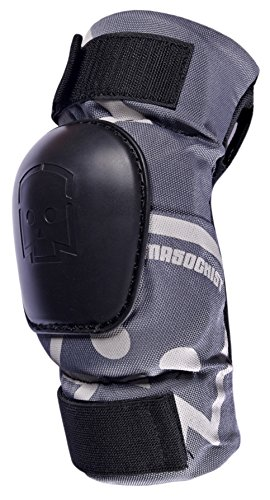 KRKpro*tection MASOCHIST elbow guard pads Black