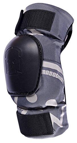 KRKpro*tection MASOCHIST elbow guard pads Black