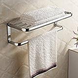 Hiendure-Fini-chrome-en-laiton-massif-Salle-de-bains-tagre-avec-porte-serviettes