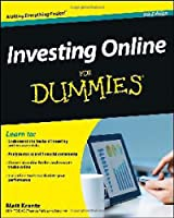 Investing Online For Dummies, 8th Edition Front Cover