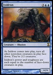 MTG Magic the Gathering Ixidron Collectible Trading Card