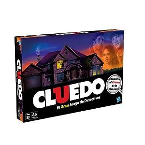 Juegos en familia Hasbro - Cluedo 38712105