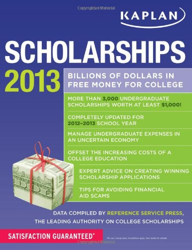 Kaplan Scholarships 2013 back-458358