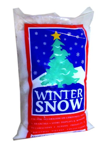 Floracraft liters plastic snow shopswell
