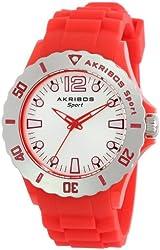 """Akribos XXIV Women's AK536RD """"Essential"""" Watch"""