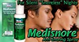Stop Snoring Aid Spray Device Medisnore Anti Snore Remedy Sleep Solution Apnea