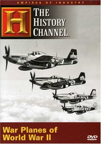 Empires of Industry: War Planes of World War II [DVD] [2005] [Region 1] [US Import] [NTSC]