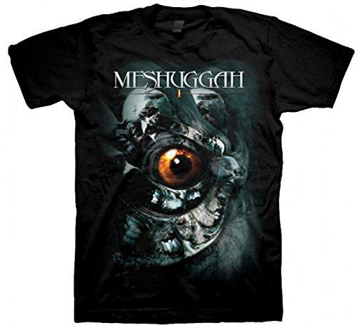 Meshuggah -  T-shirt - Uomo nero X-Large