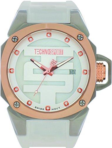 technosport-ts-102-1-womens-white-silicone-band-gold-bezel-40mm-white-dialstainless-steel-3-hand-wat