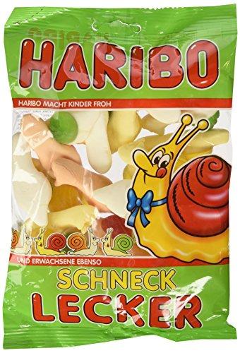 Haribo Schneck Lecker (Tüte mit 200 g)