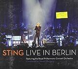 Sting Live In Berlin [CD / DVD Combo]