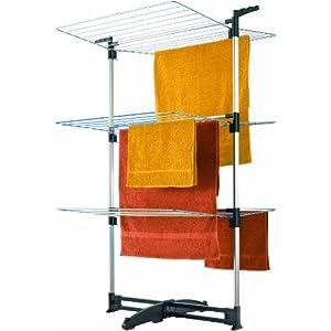 w schest nder metaltex 405870099 turmw schetrockner 3 etagen ciclone. Black Bedroom Furniture Sets. Home Design Ideas