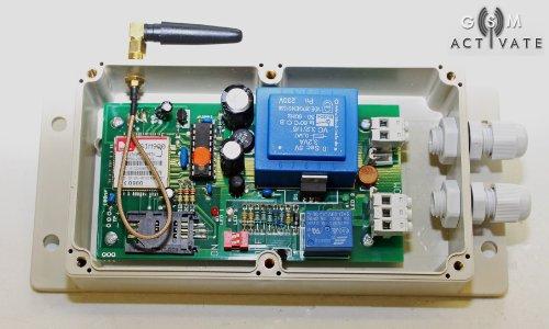 Gsm Electric Gate Opener - 240V Version