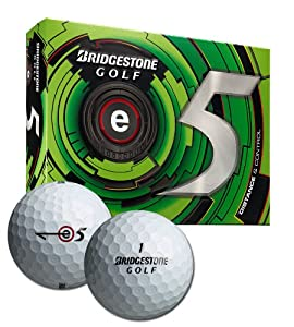Bridgestone Precept 2013 e5 1-Dozen Golf Balls by Bridgestone