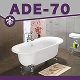 Cambridge Plumbing ADE-70 FS 398684 CP 70 x 30 In. Acrylic...