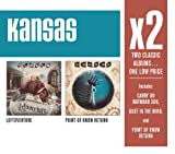 Kansas X2: Leftoverture / Point of Know Return