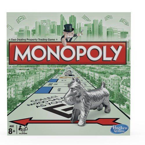 Monopoly Brettspiel jetzt auch The Cat (UK Import)