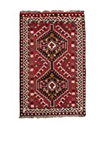 Navaei & Co Alfombra Persian Shiraz Rojo/Multicolor 130 X 75 cm