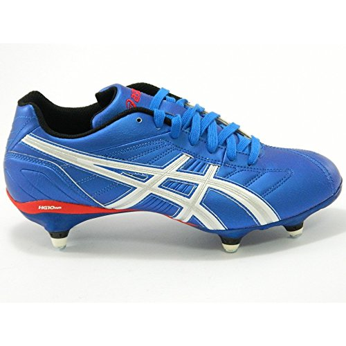 Asics - Asics calcio Lethal Tigreor - Azzurro, 43,5