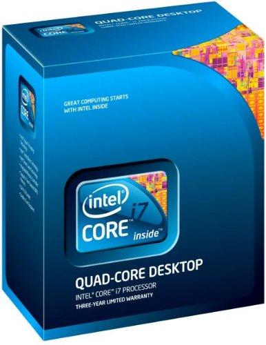 Intel - Processor - 1 x Intel Core i7 870 2.93 GHz - LGA1156 Socket - L3 8 MB - Box