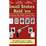 Small Stakes Hold 'em: Winning Big with Expert Playby Edward Miller