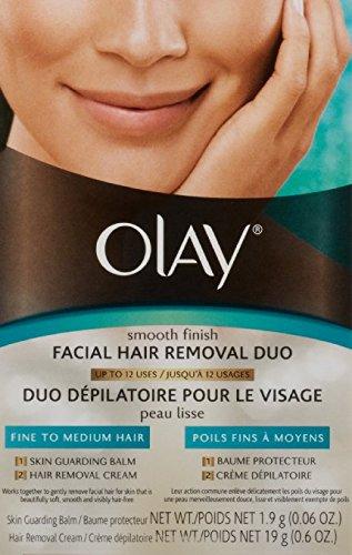 Olay Smooth Finish Facial Hair Removal Duo Kit 1 kit
