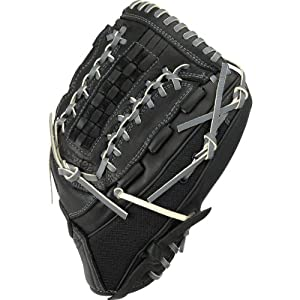 Buy DeMarini Diablo Dark A0725 725 series 12 1 2 leather baseball glove NEW by DeMarini