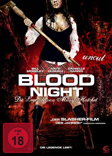 Blood Night - Die Legende von Mary Hatchet (Uncut)