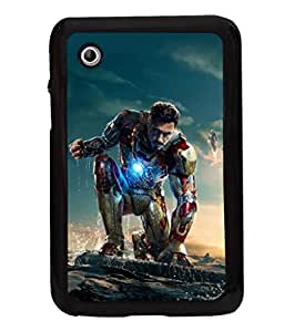 printtech Superhero Avengers Back Case Cover for Samsung Galaxy Tab 2 7.0 P3100 , Samsung Galaxy Tab 2 (7.0)