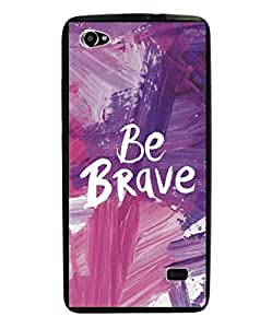 Techno Gadgets Back Cover for lava iris icon