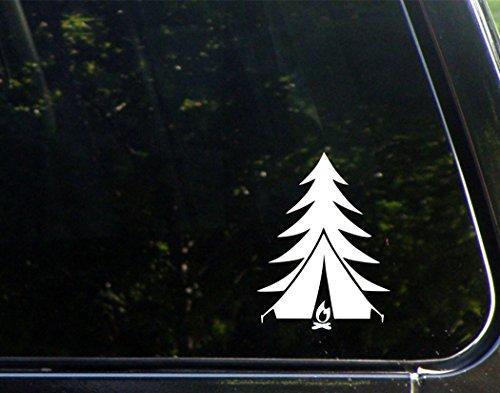 Tree Tent Fire (5