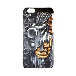 BLUEDIO Designer 3D Printed Back case cover for Apple Iphone 6/ 6s - G1257
