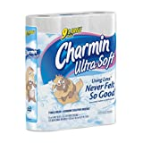 Charmin Ultra Soft, Toilet Paper Large Rolls, 9-Count (Pack of 5) ~ Charmin