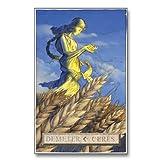 Demeter/Ceres Mythology Educational Poster