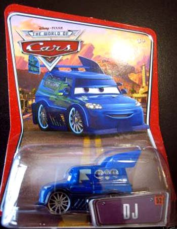 Disney Pixar - CARS - THE WORLD
