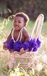 Oopsy Daisy Baby Purple Pettiskirt 12m