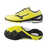 Mizuno Nexlite XI Spikeless Men's Golf Shoes (UK SIZES) (Lime / Black, 9)