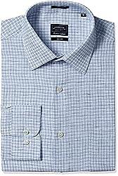 Arrow Men's Formal Shirt (8907378499479_ASSF0014_40_Light Blue)