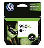 HP 950XL Office Jet Ink Cartridge - Black
