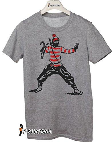 T-shirt Found him! - Tutte le taglie by tshirteria