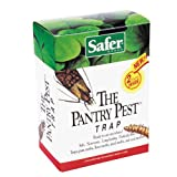 Safer Brand 05140 The Pantry Pest Trap, 2 Moth Traps