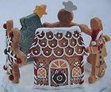 Yankee Candle Gingerbread Hugger Christmas Large Jar Hugger