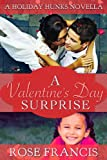 A Valentines Day Surprise (Holiday Hunks)