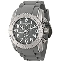 Swiss Legend Commander Men's Quartz Watch (Grey)