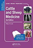 img - for Cattle and Sheep Medicine, 2nd Edition: Self-Assessment Color Review (Veterinary Self-Assessment Color Review Series) book / textbook / text book
