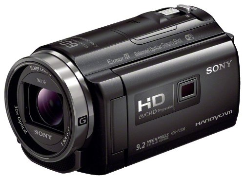 Sale alerts for Sony Sony PJ530E Full HD Camcorder with Built In Projector - Black - Covvet