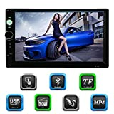 KKmoon-Universall-7-Zoll-2-Din-Autoradio-MP5-Player-Multimedia-Radio-mit-HD-Touchscreen-Untersttzt-Bluetooth-USBTF-FM-Aux-Eingang