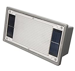 Beautifue_store Solar Power LED Outdoor Pool Home Garden Light Lamp