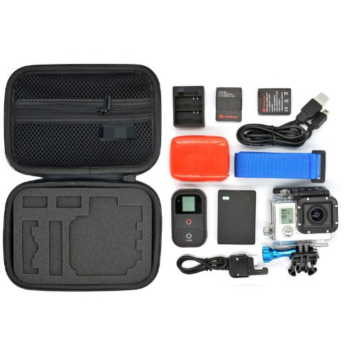 Carry360 Eva Collecting Box For Gopro Hero 3+/3/2/1